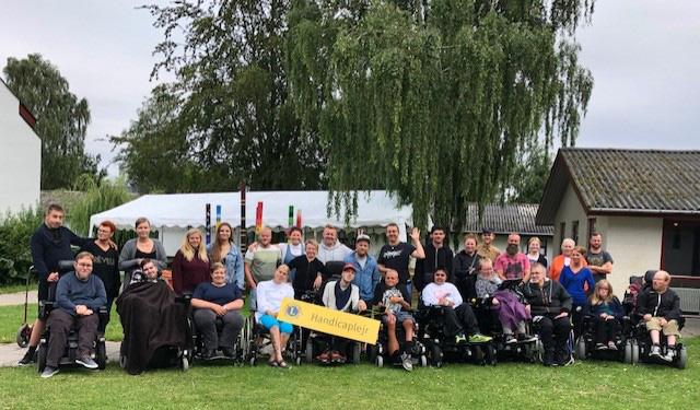 Handicaplejren i 2017