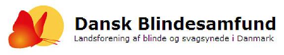 Dansk Blindesamfund logo