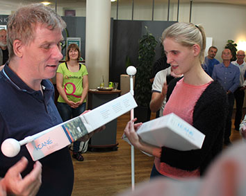 Alexandra og Morten Olesen